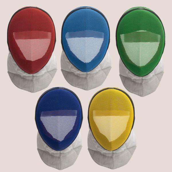 Mask Vario Color Comfort 1600N foil/epee
